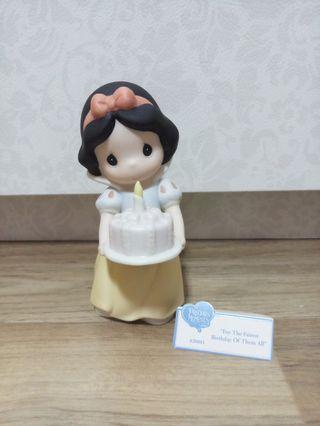 'For The Fairest Birthday...All' Precious Moments Figurine