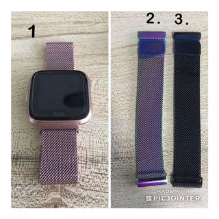 Fitbit Versa Milanese Loop Strap