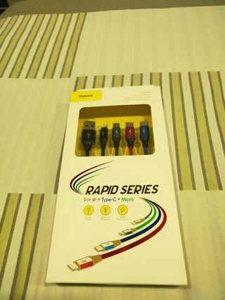 Baseus Rapid 4-in-1 Cable