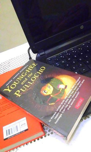 Buku Impor Young Hee and The Pullocho by Mark Jams Russell