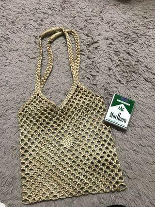 Handmade Rope Bag