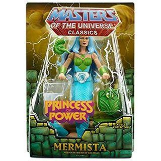 MATTEL MOTU MASTERS OF THE UNIVERSE CLASSICS PRINCESS OF POWER MERMISTA (Stock-In-Hand)