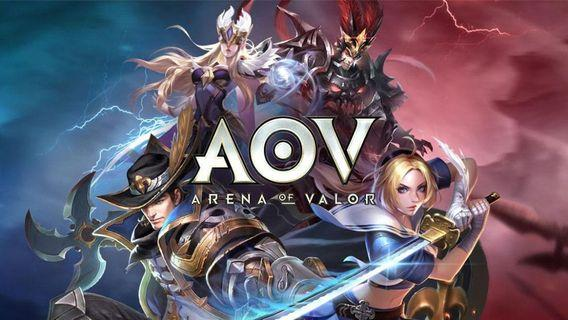Buying arena of valor acc