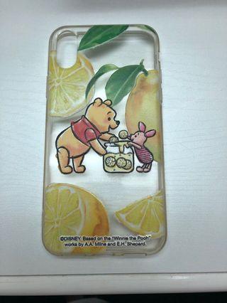 Winnie The Pooh Iphone X Casing