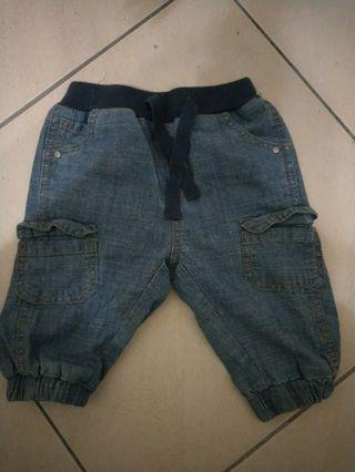 MOTHERCARE JEANS PANTS #MGAG101 (preloved authentic)