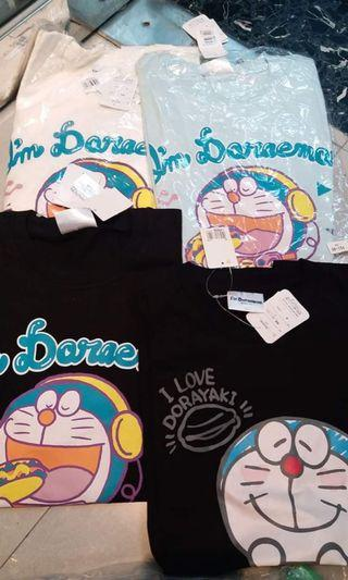 Doraemon 多啦a夢 cotton tee