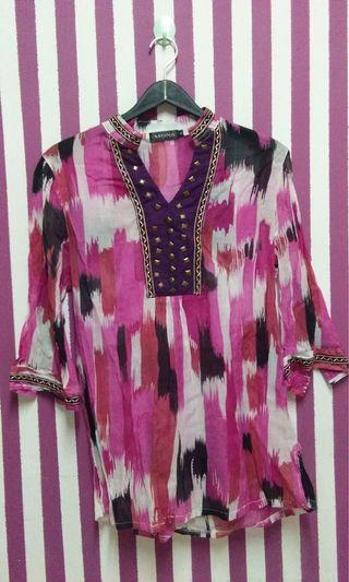 Kurti india blouse top #JuneToGo