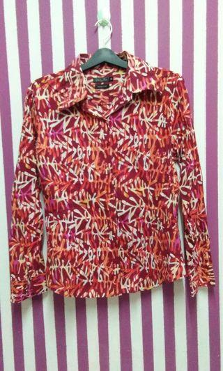 Valentino Rudy premium long sleeve work blouse #JuneToGo