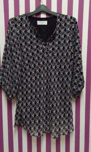 Variante blouse top #JuneToGo