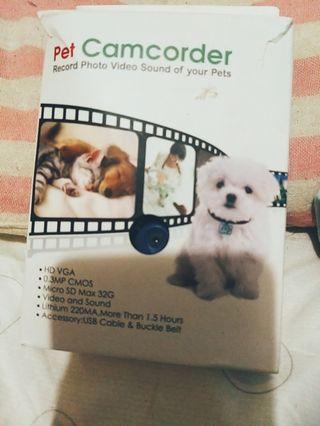 寵物攝錄機
