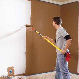Wall painting supply & install