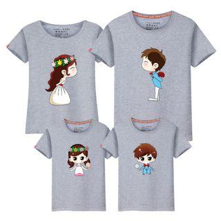 Print Your Own Family Tshirts!