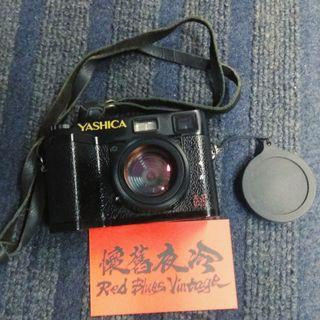 YASHICA EZ F521 Digital Camera 數碼相機 連皮掛帶 100%working 操作正常 9成9新。 可試機(請自備電芯)
