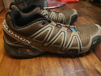 Salomon speedcross3 新淨