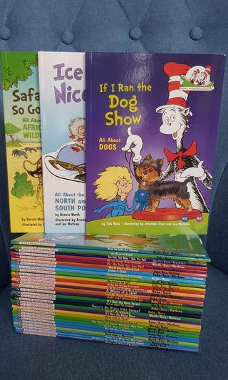 🚚 Dr Seuss Cat in the Hat Learning Library