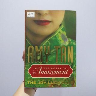 Book-The Valley of Amazement by Amy Tan/English Novel