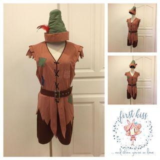Cosplay Tailor - Peter Pan Costume