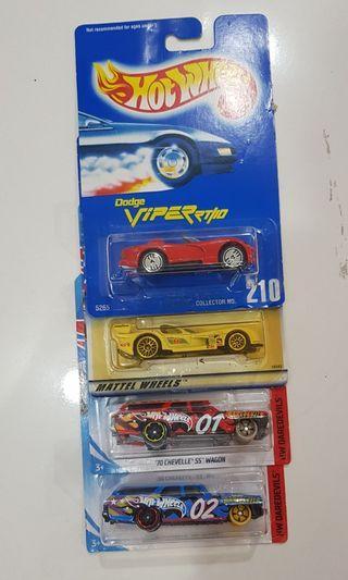 Hot Wheels American Cars