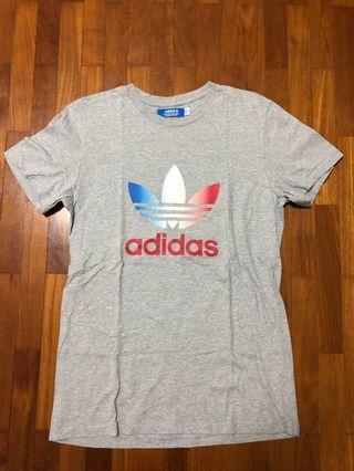 """Adidas Logo Tee """"Rainbow"""""""