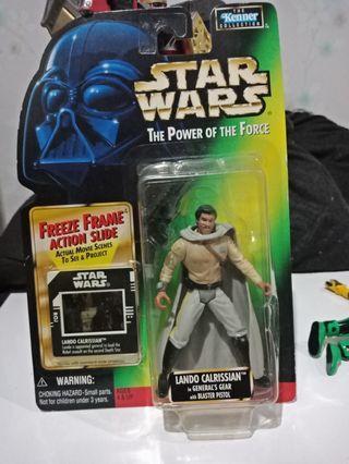 Star Wars Figure (lando calrissian)