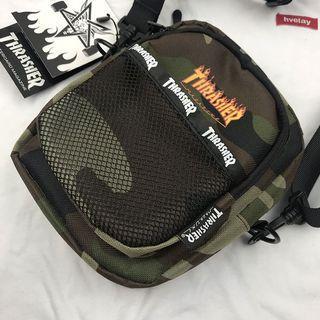 Thrasher mini sling bag