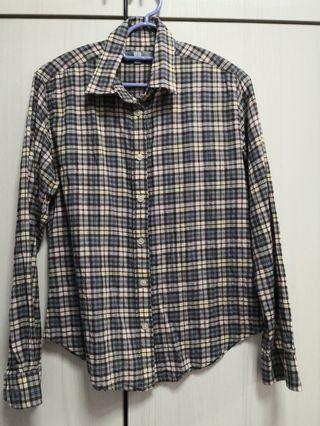 Uniqlo blouse long sleeve