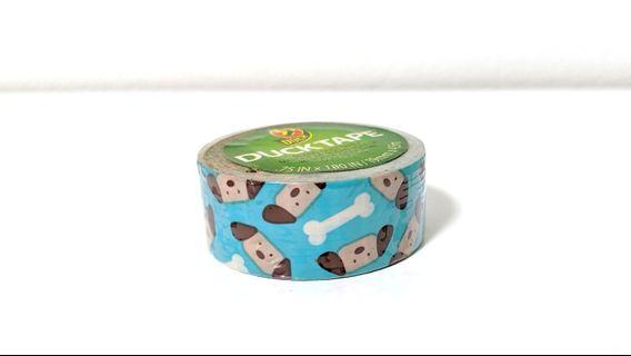 [NEW] Duct Tape - Dog and Bone Design
