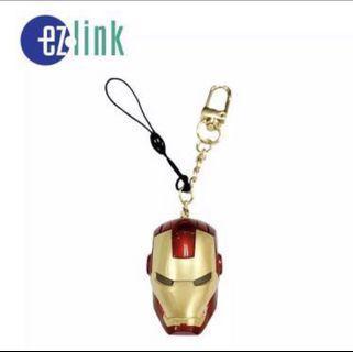 Iron man ezlink charm