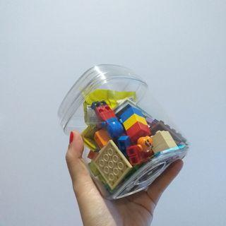 Lego Curah 1 Ons Buat Bikin Apple Watch Charging Dock