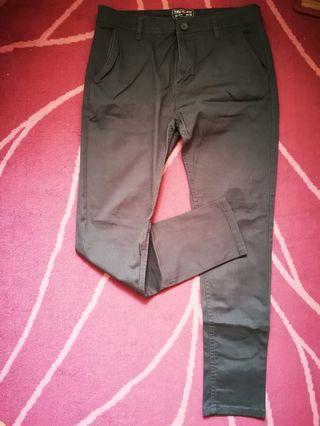 Terranova Khakis Pants (Grey)