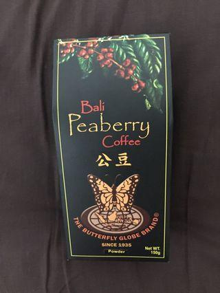 🚚 Bali Peaberry Coffee 公豆150g