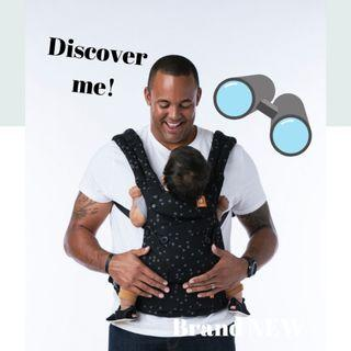Tula Baby Explore Carrier - Discover
