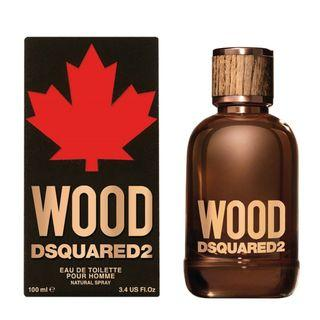 🚚 岡山戀香水~DSQUARED2 WOOD・天性男性淡香水100ml~優惠價:1650元