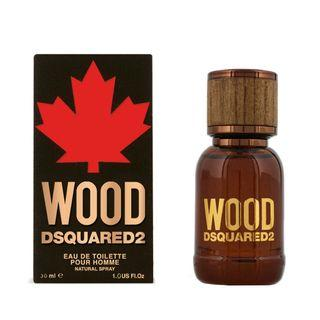 🚚 岡山戀香水~DSQUARED2 WOOD・天性男性淡香水30ml~優惠價:960元
