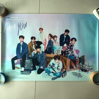 [ WTS ] Stray Kids I am YOU Poster