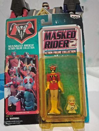 Masked rider tackle