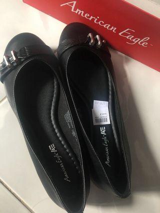 Flatshoes Hitam payless
