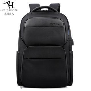 🚚 🔥PO🔥 Men Multifunctional Business Laptop Backpack Outdoor Bag  Computer Bag #MRTJurongEast