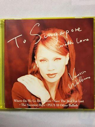 To Singapore With Love ~ Vanessa Williams