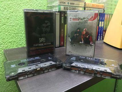 Too Phat Cassette / Kaset