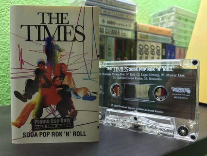 The Times - Soda Pop Rok N Roll Cassette / Kaset