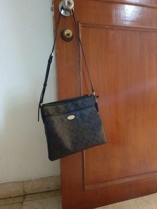 Preloved coach bag (selempang) turun harga #maulol