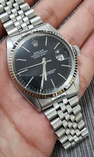 Rolex 16014 dayjust with paper