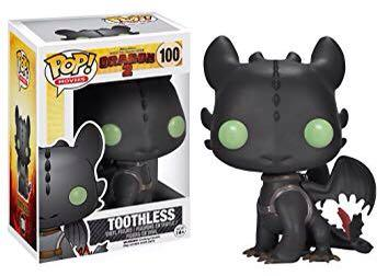 Funko How To Train Your Dragon 2 - Toothless