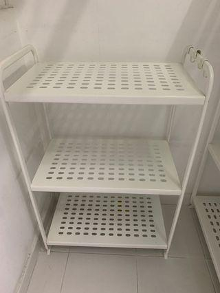 Ikea open Shelf 3 tier