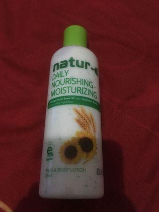 Nature-e daily nourishing moisturizing