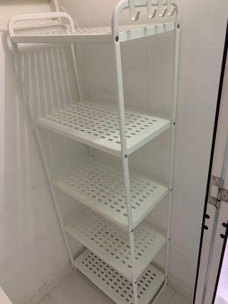 IKEA open 5 tier Shelves