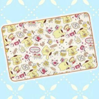 布甸狗涼感氈 Sanrio Pompompurin Cool Taste Blanket 日本直送 Toreba