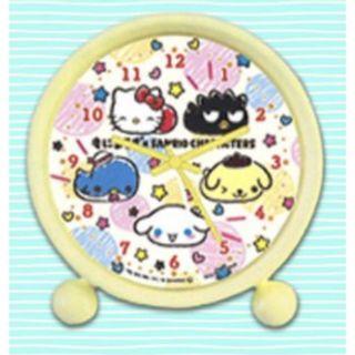 Sanrio 小鬧鐘 Hello Kitty 布甸狗 XO 玉桂狗 Toreba 日本直送 Alarm Clock