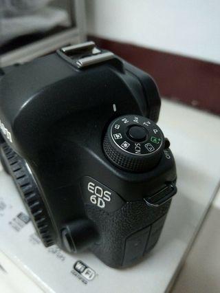 🚚 Canon 6d